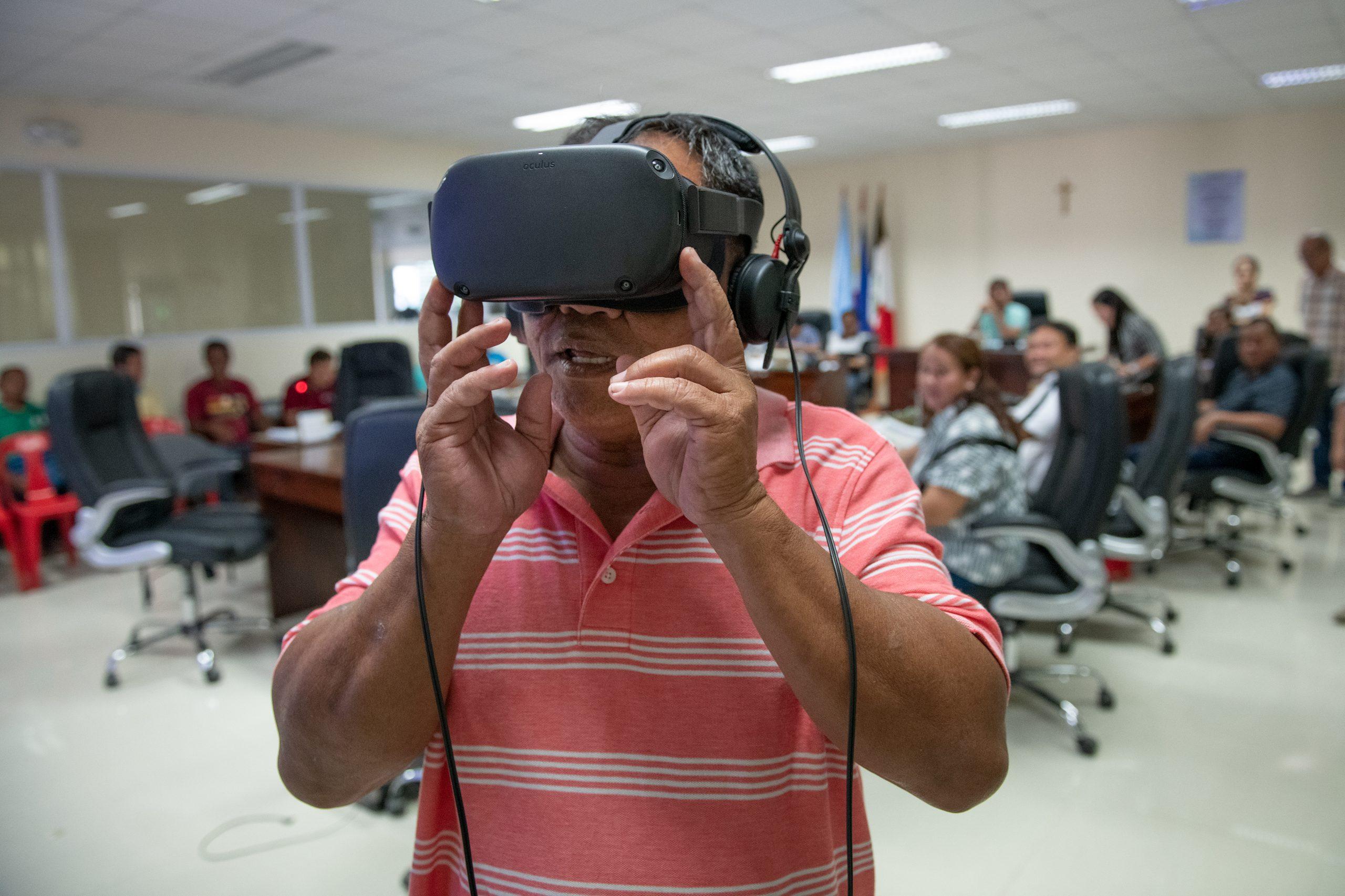 360VR Presentation